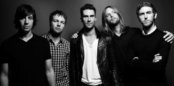 Maroon 5 get set for Number 1
