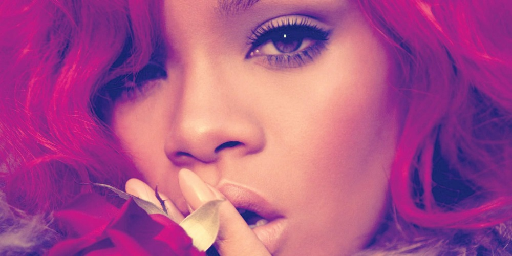 Rihanna overtakes The Wanted in today's Official Sales Flash