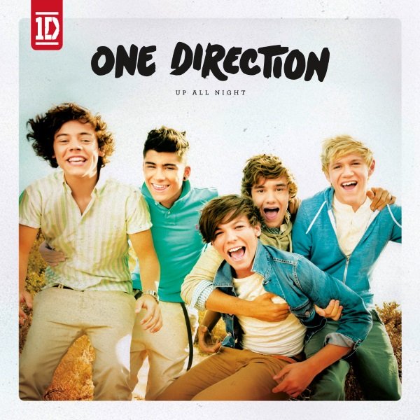 One Direction - Up All Night album cover