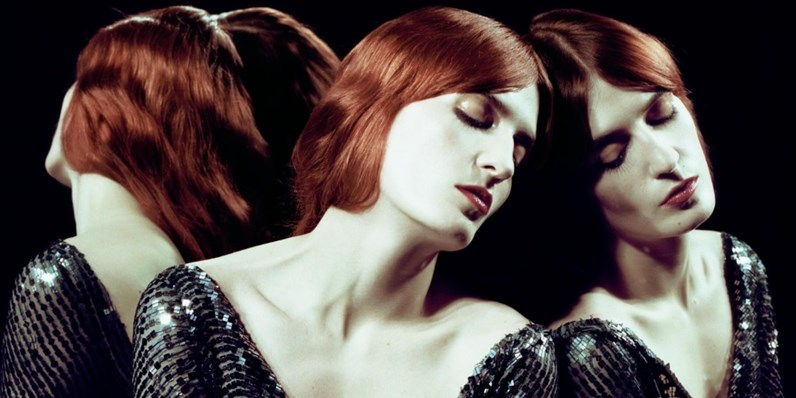Florence & The Machine complete UK singles and albums chart history
