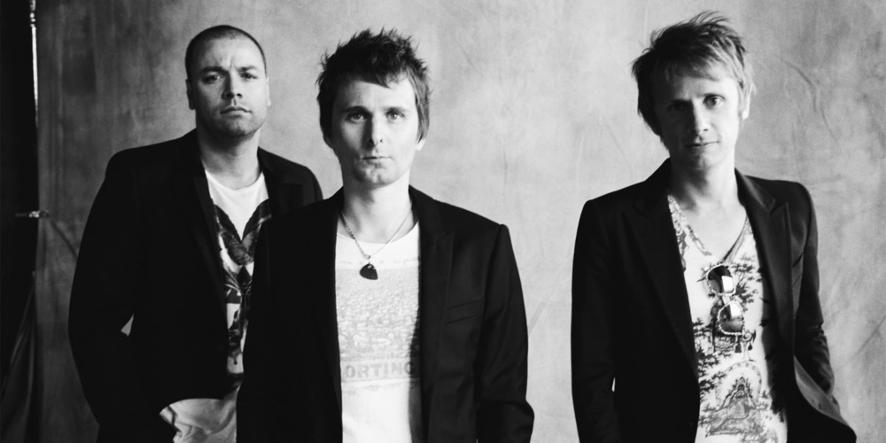 Muse complete UK singles and albums chart history