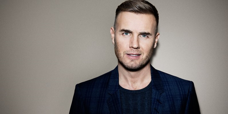 Gary Barlow complete UK singles and albums chart history