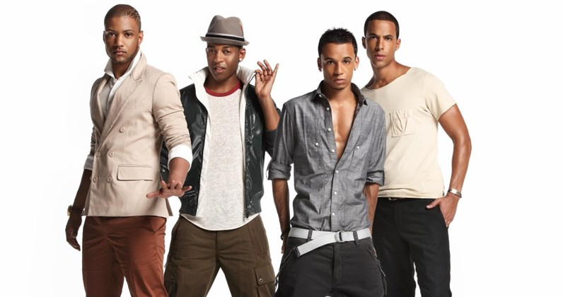 JLS complete UK singles and albums chart history