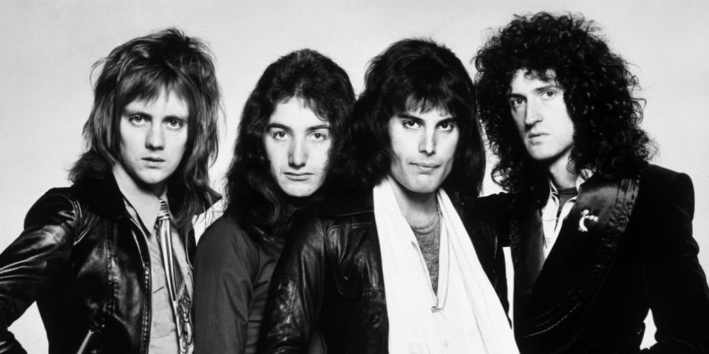 Queen complete UK singles and albums chart history