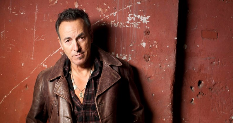 Bruce Springsteen complete UK singles and albums chart history