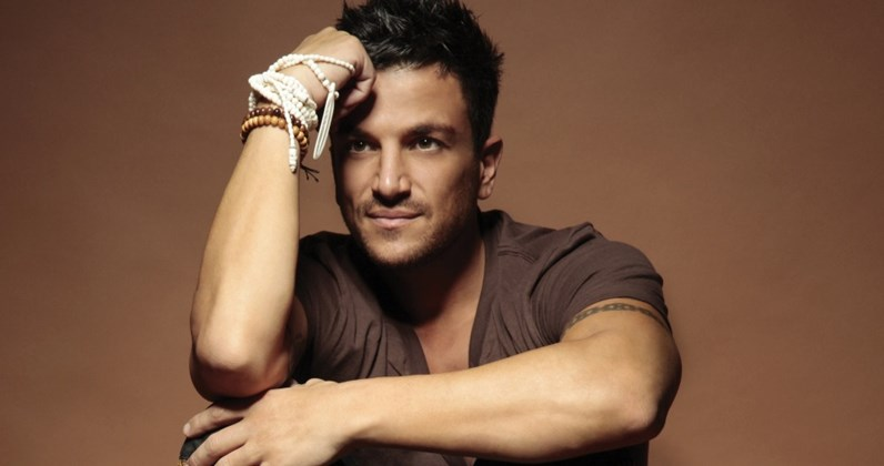 Peter Andre hit songs and albums