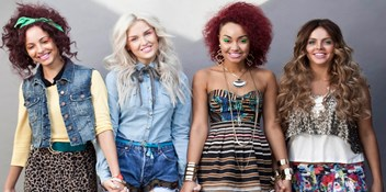 X Factor's Little Mix Cannonballs to Number 1!