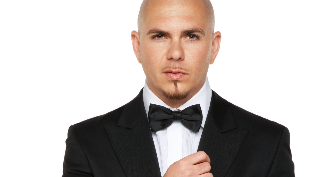 Pitbull complete UK singles and albums chart history