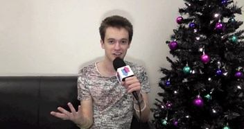 YouTube star Alex Day set to gate-crash Official Christmas Top 10
