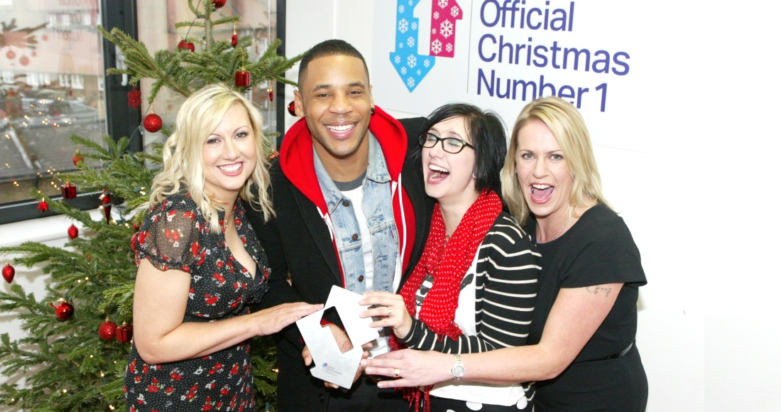 Behind the scenes of Radio 1's Official Chart with Reggie Yates