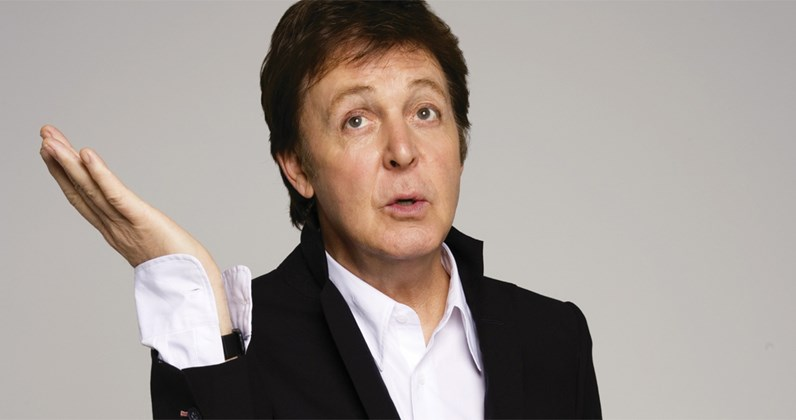 paul mccartney names new album. Black Bedroom Furniture Sets. Home Design Ideas