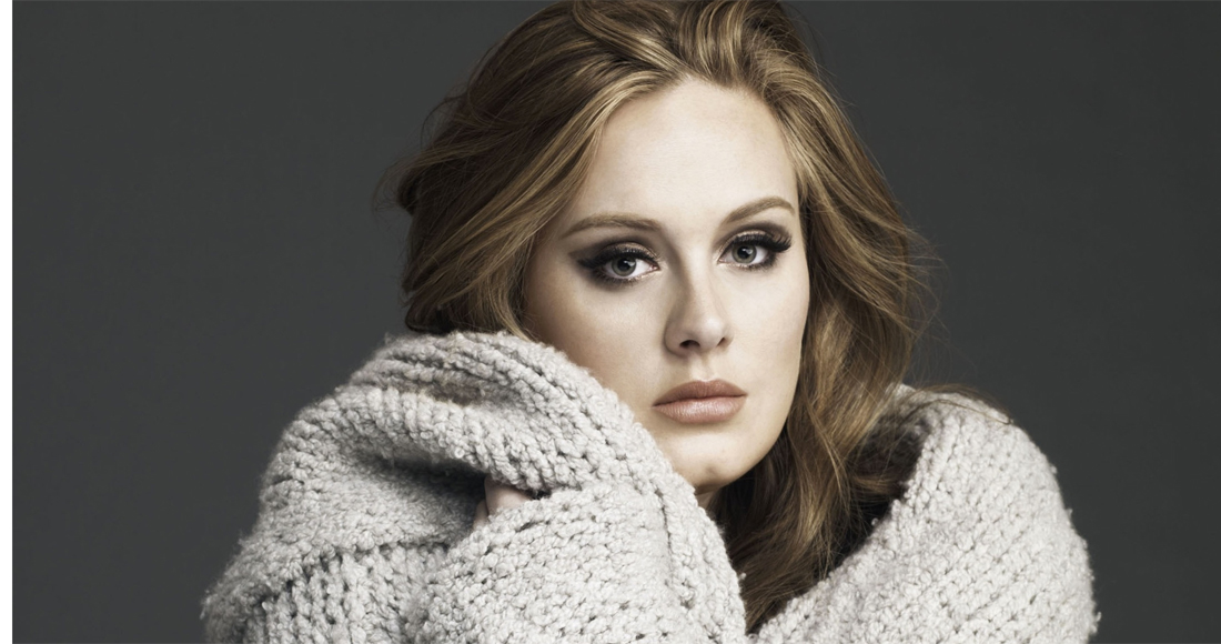 BRITs star Adele sparkles with Official Number 1 album