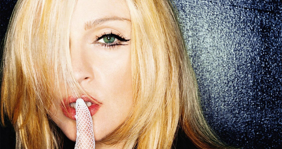 Open your chart to me… Madonna's Official 40 Biggest Selling Singles