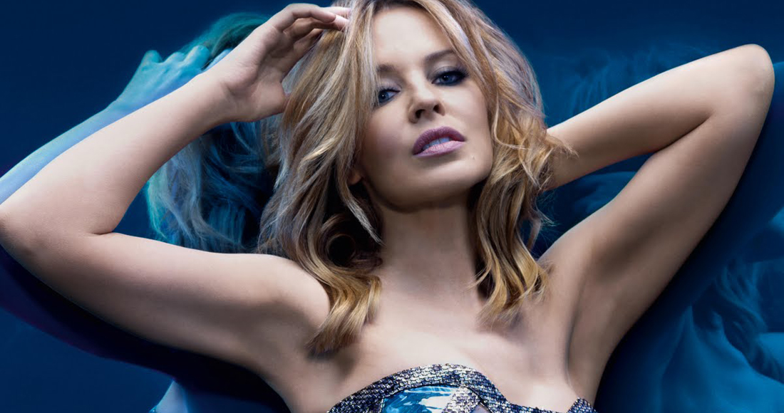 Kylie Minogue complete UK singles and albums chart history