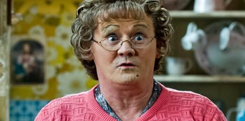 Mrs Brown and her boys keep Sherlock off the top spot