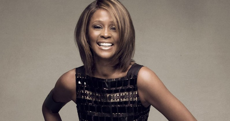 Whitney Houston complete UK singles and albums chart history