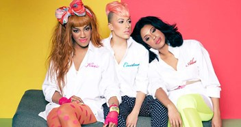 StooShe - meet the 21st Century's answer to the Spice Girls!