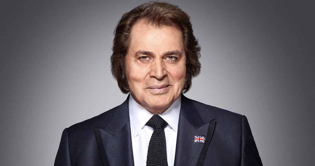 Engelbert Humperdinck to fly the flag for the UK at Eurovision