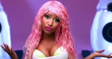 Nicki Minaj complete UK singles and albums chart history