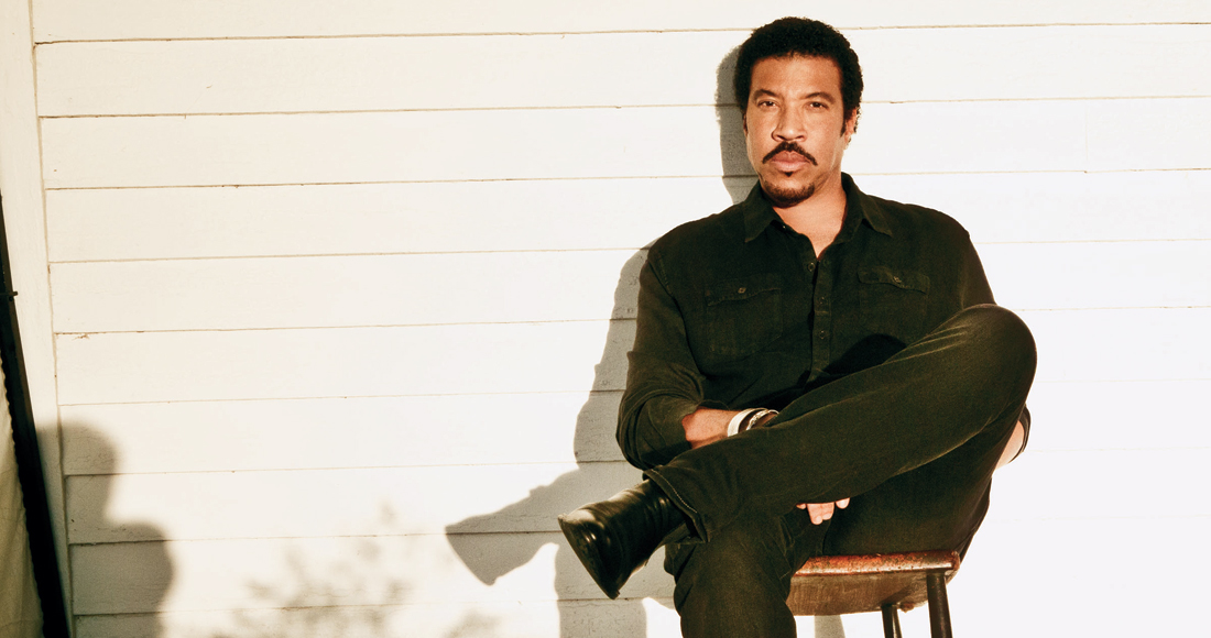 Happy Birthday Lionel Richie! Look back at his full Official UK Chart history, including 20 Top 40 singles