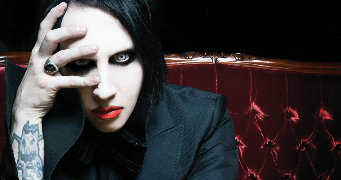 Johnny Depp to guest on Marilyn Manson's new album
