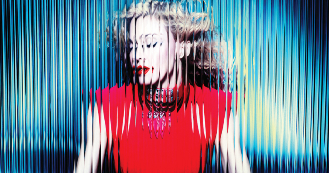 Madonna's Top 40 most downloaded tracks revealed!