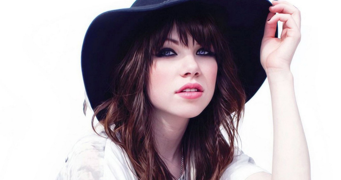 Happy Birthday Carly Rae Jepsen! Her full UK chart history revealed
