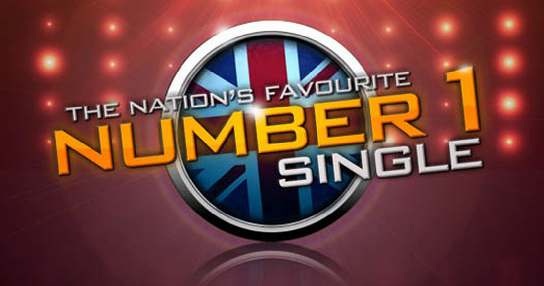 The Nation's Favourite Number 1 Single Top 10 shortlist revealed!