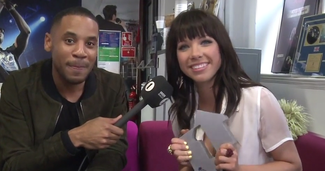 Carly Rae Jepsen and Cheryl Cole join the Million Sellers Club