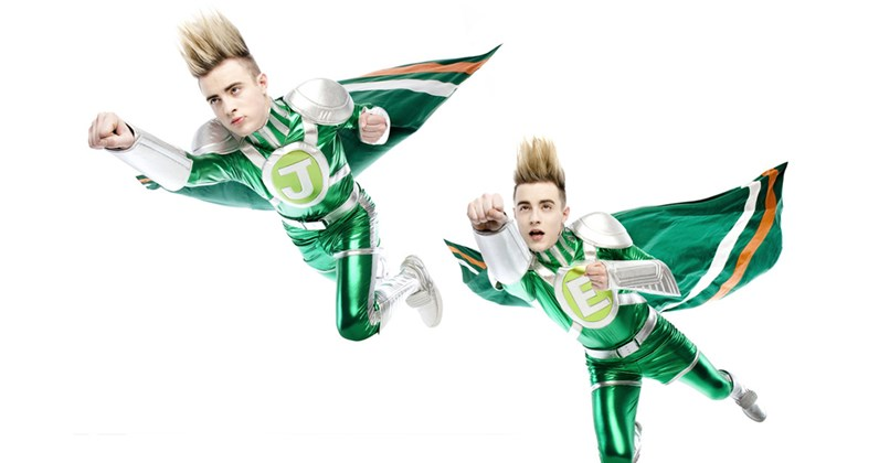 Jedward hit songs and albums