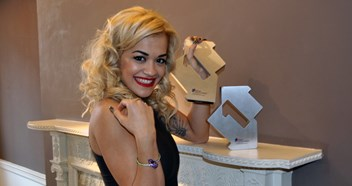 Rita Ora scores second Official Number 1 single of the year!