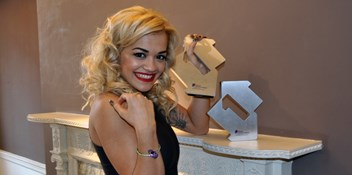 Rita Ora claims Official Number 1 single for second week running