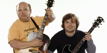 Tenacious D set to 'Rize' to the top of the Official Albums Chart