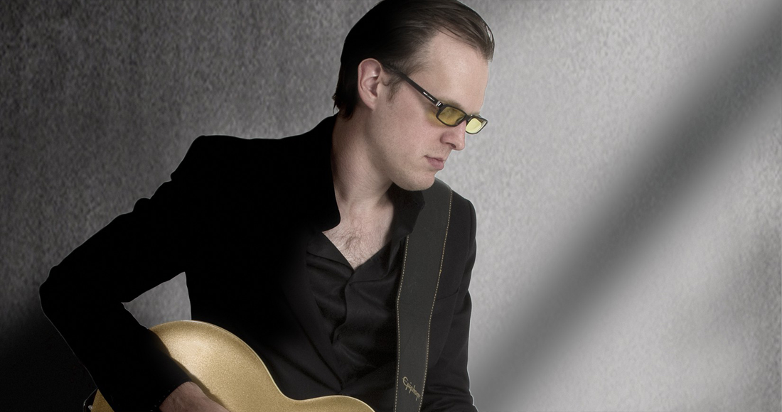 Guitar hero Joe Bonamassa on course to topple Keane