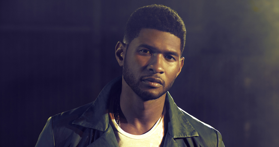 Usher complete UK singles and albums chart history