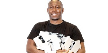 Dizzee Rascal honoured with five Number 1 Awards