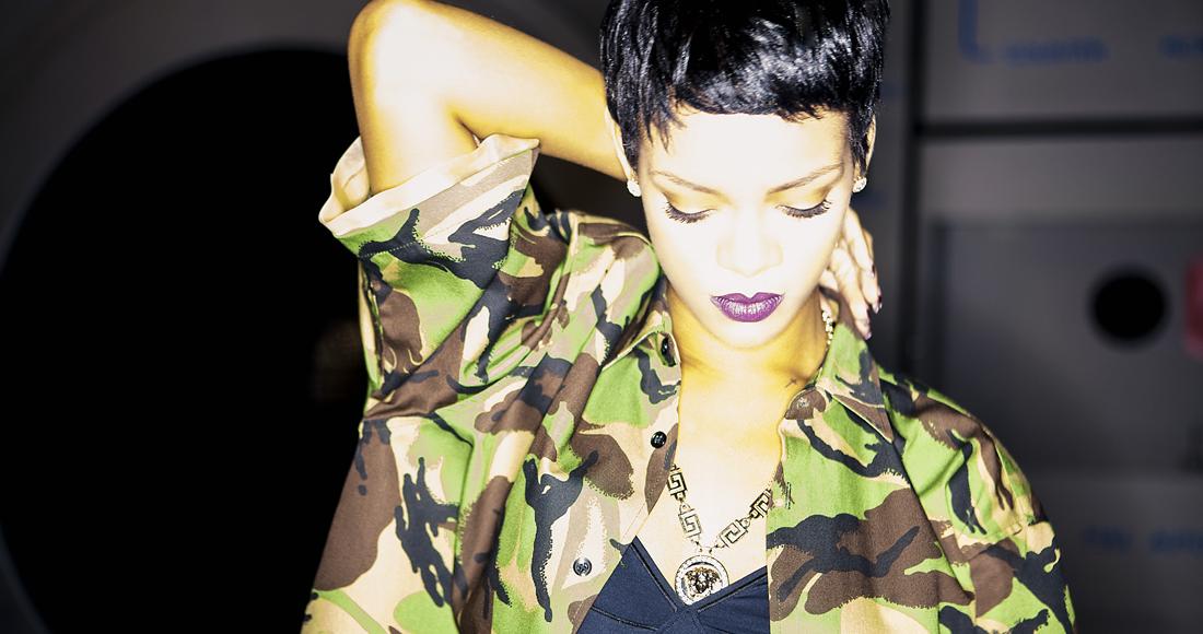 Rihanna Racks Up 20 Million Record Sales In The Uk