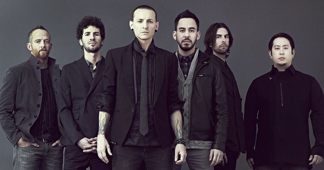 Linkin Park's Official UK Chart history in full