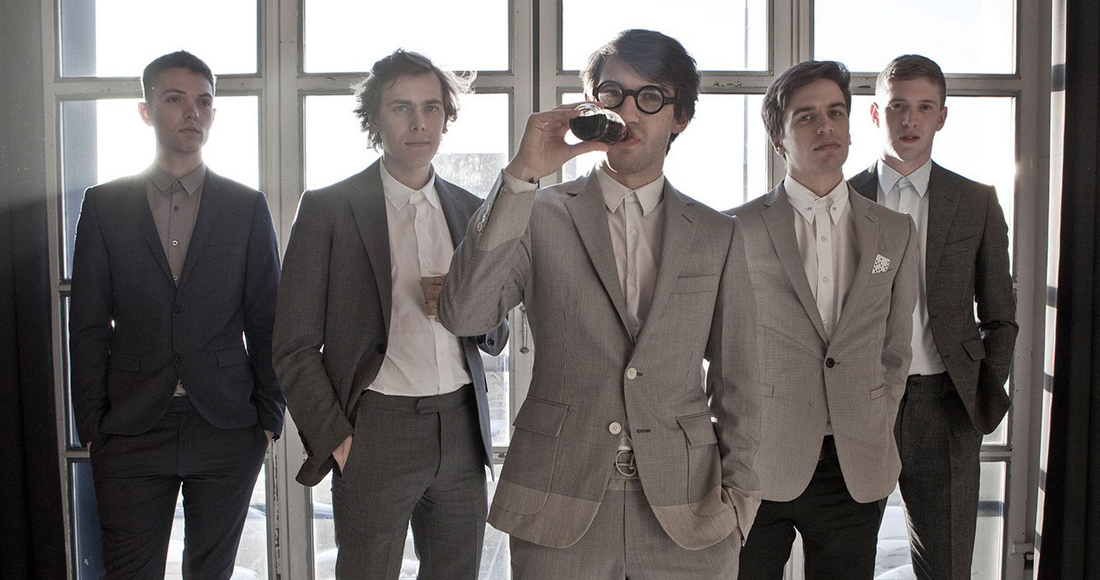Spector top the Official Record Store Chart