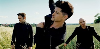 The Script's Danny O'Donoghue talks about new album #3