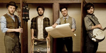 Mumford & Sons' Babel becomes fastest-selling album of 2012