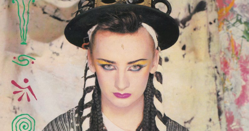 Boy George complete UK singles and albums chart history