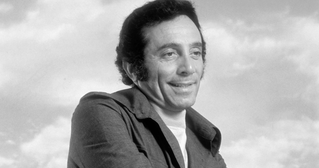 Al Martino complete UK singles and albums chart history