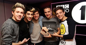 One Direction score Number 1 single AND album!