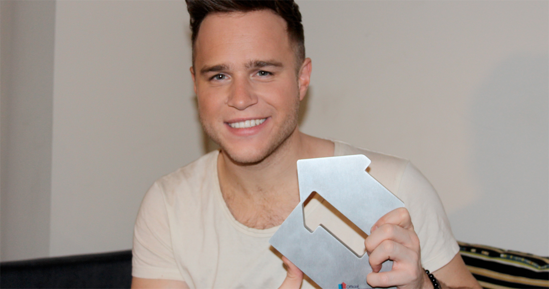 Olly Murs' Troublemaker keeps Girls Aloud off Number 1