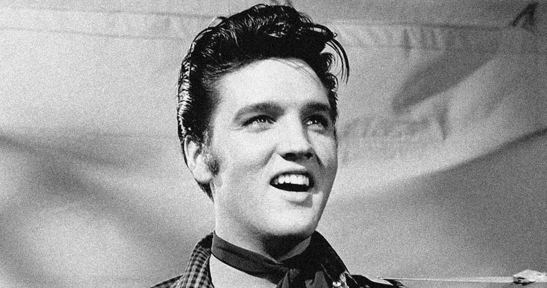 Elvis Presley complete UK singles and albums chart history