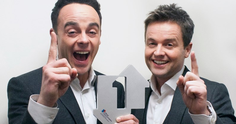 Ant and Dec hit songs and albums