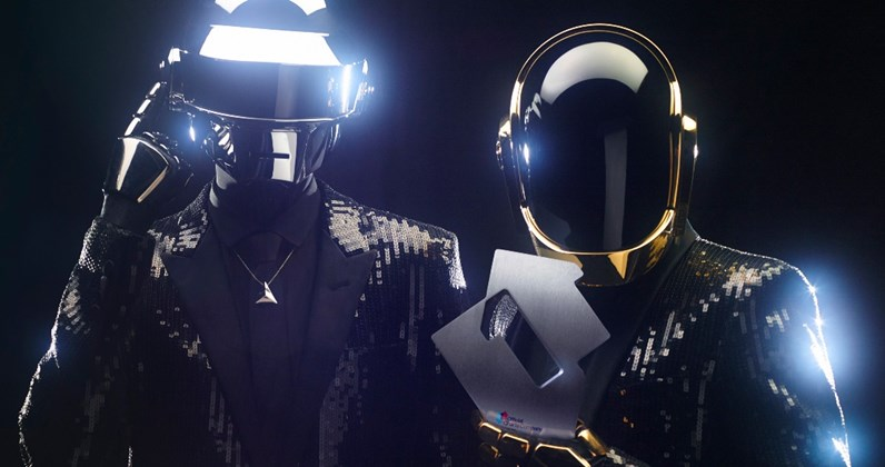 Daft Punk complete UK singles and albums chart history