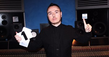 Duke Dumont holds Ding Dong! The Witch Is Dead from Number 1