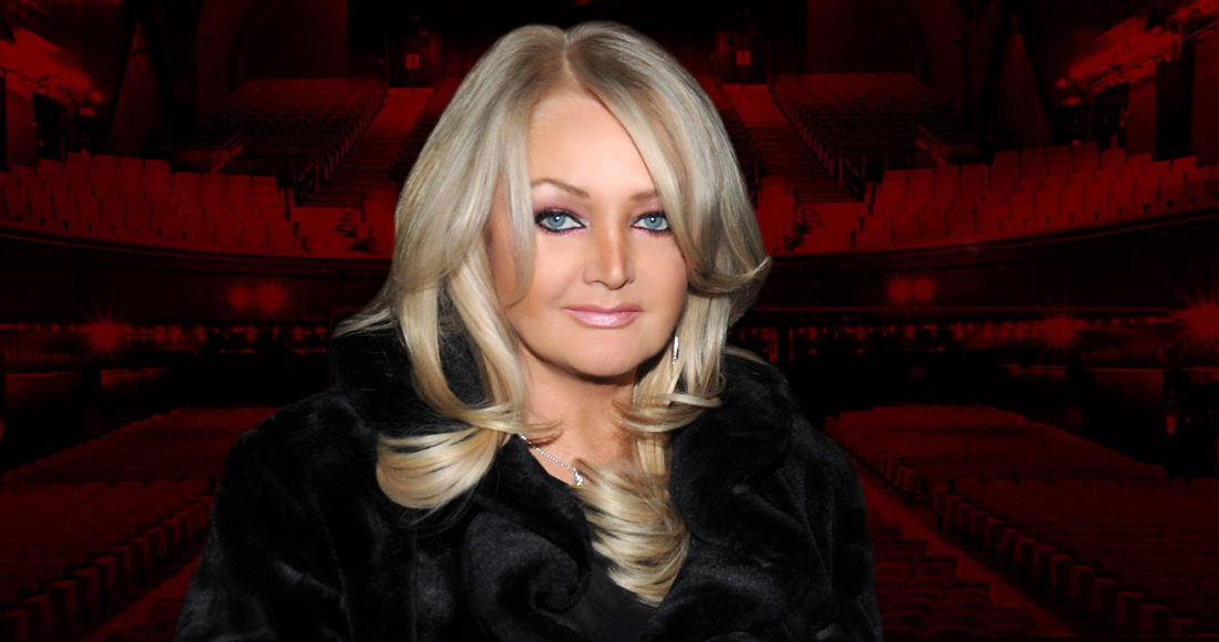 Bonnie Tyler is going to sing Total Eclipse Of The Heart during an actual eclipse